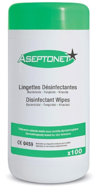Lingettes Felt Lingettes Aseptonet Felt 23186