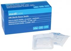 Compresses de gaze stériles  600079