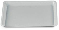 Plateaux jetables lisses sans compartiment  600058
