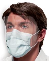 Masques à visière Ultra Fog Free  32493
