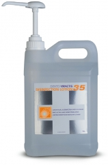 Gel antiseptique mains Dento-Viractis 35   Le bidon de 5 L 22883