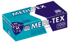 GANTS LATEX POUDRES Medi-Tex  28542