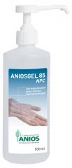 Gel hydroalcoolique ANIOSGEL 85 NPC (500ML+POMPE 3ML)  22928