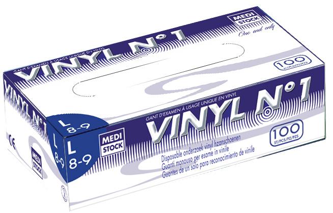 Gant VINYL N1 poudré  28551